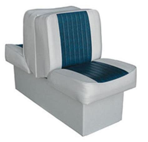 lounge seat chair for boat lift cushion storage