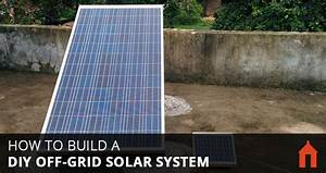 Backyard Poultry House Design 9 Steps To Build A Diy Off Grid Solar Pv System Walden Labs