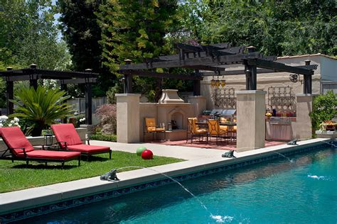 Outdoor Living Design by Huntington Pools Inc Southern ...