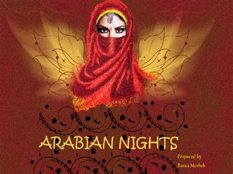 The Thousand-and-one Nights