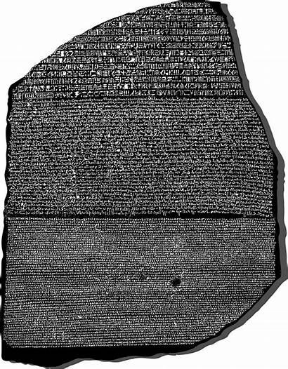 Stone Rosetta Facts