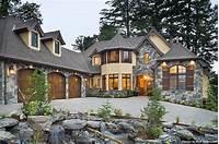 dream home designs European Style House Plan - 3 Beds 3.5 Baths 4142 Sq/Ft Plan #48-625
