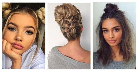 20 easy hairstyles for long short and medium length hair
