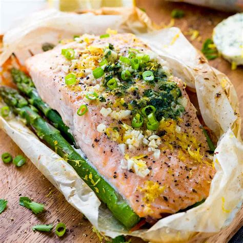cuisine en papillote salmon en papillote in paper with vegetables gavin
