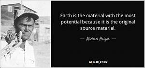 TOP 14 QUOTES B... Michael Heizer Quotes