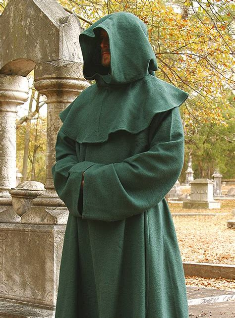 monks habit dominus green maskworldcom