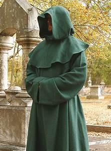Monk's habit - Dominus, green - maskworld com