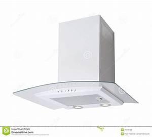 Cappa da cucina bianca immagine stock immagine di for Cappa cucina bianca