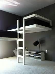 das hochbett ein traumbett für kinder und erwachsene - Hochbett Für Jugendzimmer