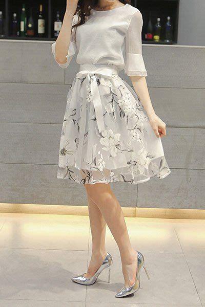 High Waist Chiffon Skirt for Women - Outfit for Girls Womens u0026 Mens  Outfit for Girls Womens ...