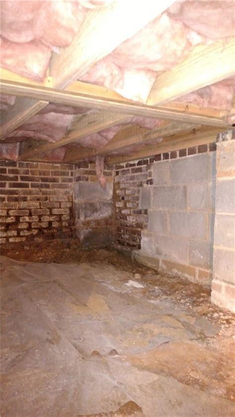 crawlspace vapor barrier crawl spaces basement crawlspace area in cornelius nc