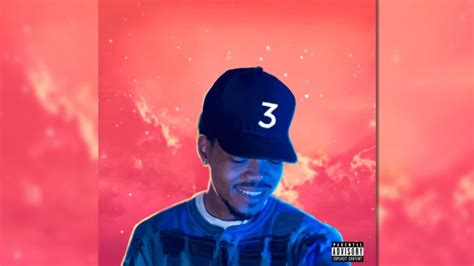 Chance The Rapper's Third Mixtape 'coloring Book' Is
