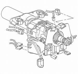 Repair Instructions - Steering Column Replacement