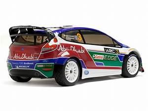 108284 2011 Fiesta Rs Wrc Ford Abu Dhabi Wrt Painted Body