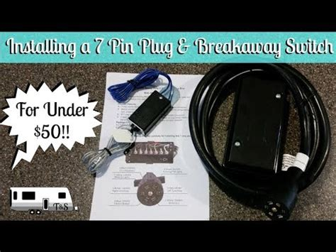 How Wire Pin Way Trailer Plug Install