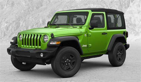 Jeep Car :  2018 Jeep Wrangler Sport