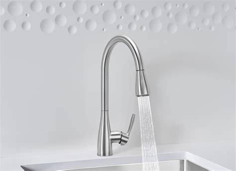 blanco atura kitchen faucet  pull  spray blanco