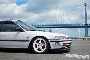 1992 Honda Accord Ex - Striking A Chord