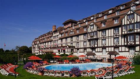 Hôtels Deauville, Palaces, Golf, Séjours Luxe Normandie