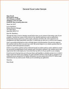 5 good examples of cover letters for resumes