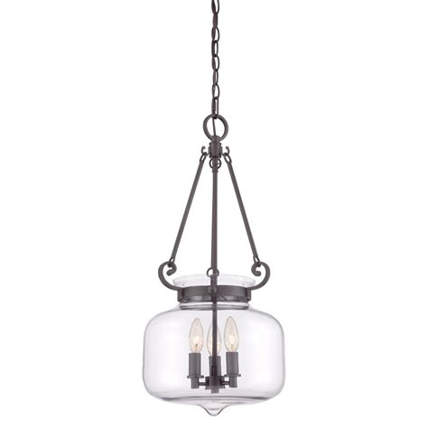 clear glass bowl inverted ceiling pendant light on bronze