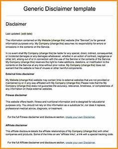 template: Disclaimer Template Letter Ls Accounting Payroll ...