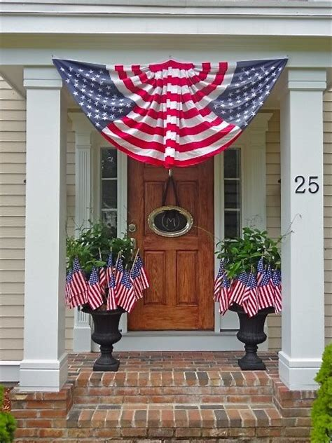 patriotic outdoor decorations 134 best images about 4th of july outdoor decorations on