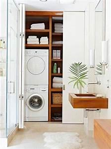 idee decoration salle de bain amenager une petite salle With toute petite salle de bain