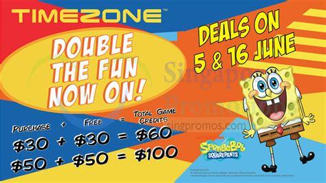 timezone extra double dollar promotion jun
