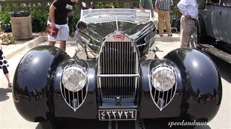 Bugatti Type 57c By Vanvooren