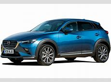 Mazda CX3 SUV 2019 review Carbuyer