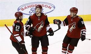 Coyotes' crazy travel schedule presents challenges for ...