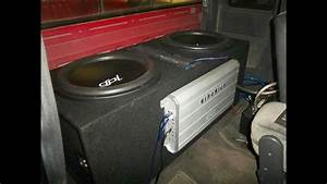 2 15 U0026 39  U0026 39  Gpi Subwoofer Install Temperamental Series