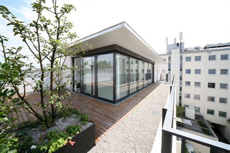 Mit Dachterrasse by Loft Mit Dachterrasse Denkwerkstatt Franz Xaver Denk