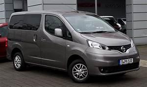Nissan Nv200 Evalia : file nissan nv200 evalia frontansicht 16 m rz 2014 ~ Mglfilm.com Idées de Décoration