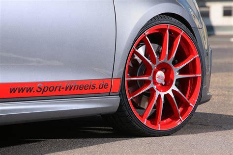 sport wheels vw golf vi  picture