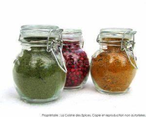 Pots à épices : des petits pots pices mignons tout plein blog de la cuisine des pices ~ Teatrodelosmanantiales.com Idées de Décoration