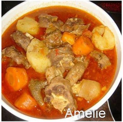 soupe de boeuf piment 233 e recettes africaines