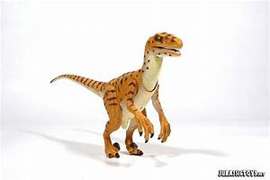 The Lost World Electronic Velociraptor Jurassic Toys