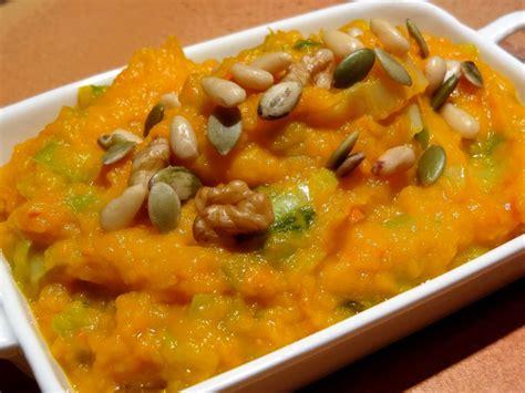 cuisiner les haricots rouges purée de potimarron au poireau la tendresse en cuisine