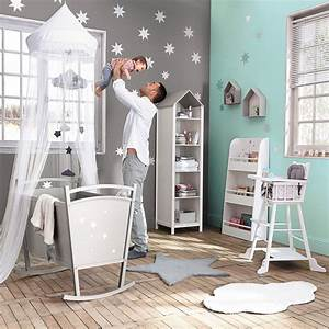 Maison Du Monde Lit Bebe : ciel de lit en bois maison du monde ~ Zukunftsfamilie.com Idées de Décoration