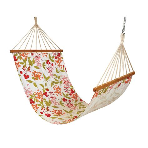 Fabric Hammock Pattern by 11 Ft Cotton Fabric Hammock Floral Printed