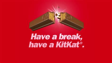 why you should do what kit kat tells you