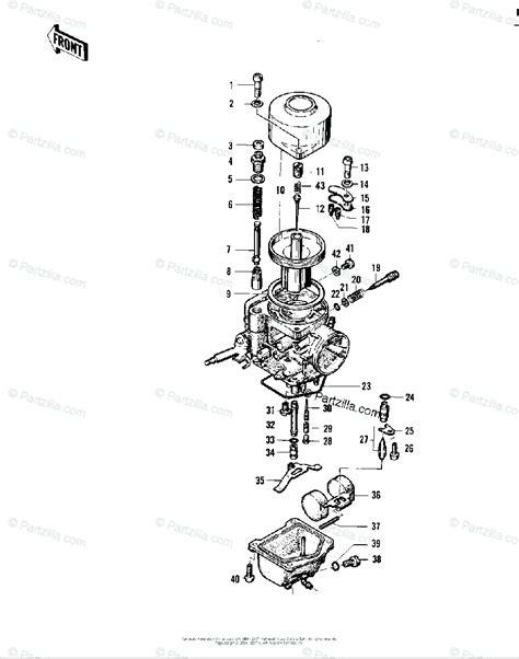 Wire Diagram 1975 Kz400 by Wrg 5324 1975 Kawasaki Kz400 Wiring Diagram