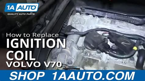 install replace engine ignition coil