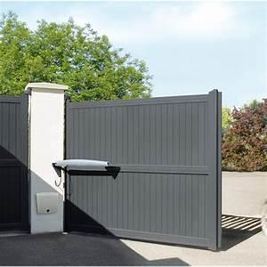 Motorisation A Verin : motorisation de portail v rins somfy exavia 500 leroy ~ Premium-room.com Idées de Décoration