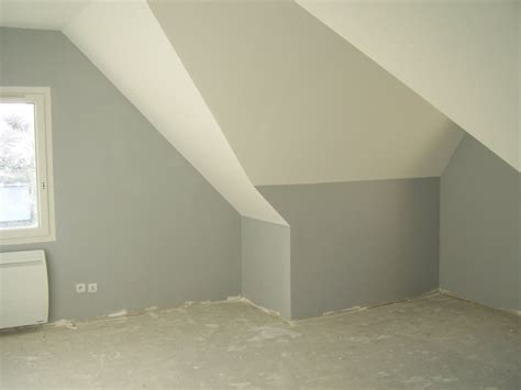 chambre sous pente