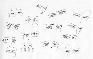 Dessin Facile Yeux : comment dessiner a manga ~ Melissatoandfro.com Idées de Décoration