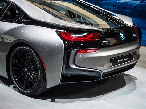 Bmw I8 Coupe Picture by 2018 Detroit Auto Show Bmw I8 Coupe Lci Facelift