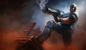 Riot Blitzcrank and Arcade Hecarim at gamescom | League of ...